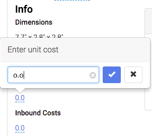 Find Your Profit: Unit Costs and Inbound Shipping Costs - ZonMaster